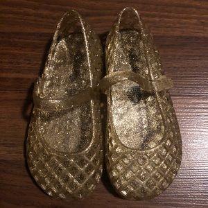 Toddler girls old navy jellies